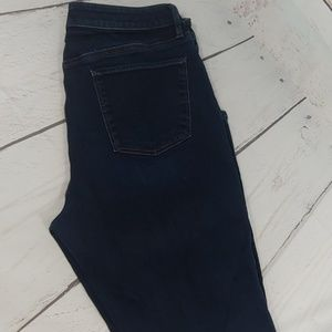 Talbots flawless 5 pocket straight jeans size 12